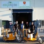 ELKARKIDE y LGM Estudio firman un acuerdo de colaboraci�n para ensamblar veh�culos el�ctricos