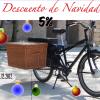 Oferta de Navidad de Prana, bicicletas de cargo y tour