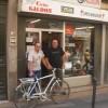 Visita a Ciclos Galdón en la Diamant Zou